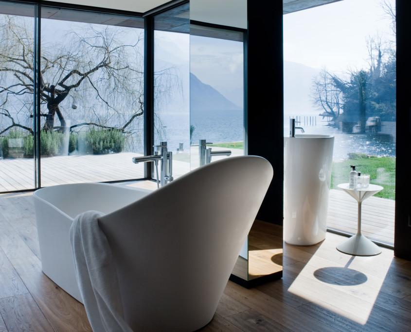 Italienisches Design und Schweizer Präzision macht Baddesign von LAUFEN so besonders